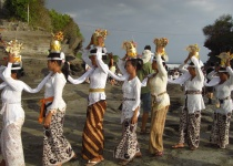 Poprvé na Bali