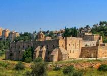 Klášter Svatého Kříže v Jeruzalémě