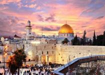 Poprvé v Jeruzalémě: průvodce Svatým městem