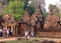 Jak si co nejvíce užít výlet po chrámech v Kambodži
