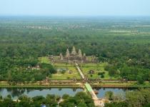 Kam se podívat v Kambodži