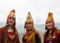 Kyrgyzstán: základní informace pro cestovatele