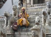 Kde hledat v Kathmandú poklidné místa, Nepál