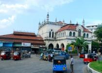 Co dělat v Colombu na Srí Lance