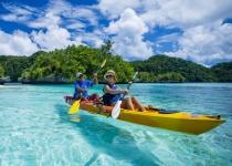 Palau – průvodce ostrovy