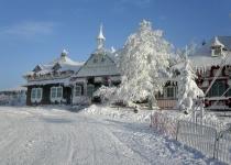 Beskydy a Radhošť v zimě