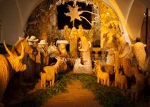 Prohlédněte si nejznámější české betlémy