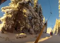 Ski areál Horní Mísečky-Medvědín