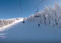 Ski areál Ramzová, Jeseníky