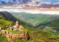 Malá země  - Gruzie