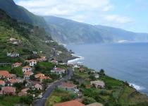 Město Ponta Delgada na Azorech