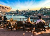 Portugalské město Porto