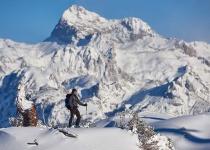 Cenově dostupné lyžování a snowboarding ve Slovinsku