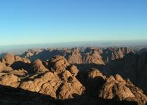 Sinaj - hora tří náboženství