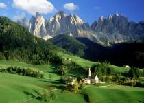 Andorra - knížectví v Pyrenejích