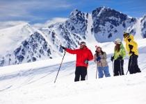 Vychutnejte si lyžování ve státě Andorra