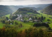 Region Ardeny a belgické lázně Spa