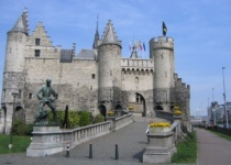 Belgické Antverpy