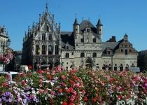 Dovolená v Belgii