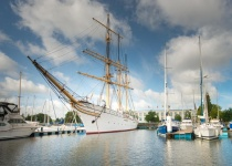 Ostend - belgický přístav
