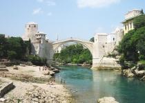 Nejzajímavější atrakce bosenského Mostaru - Stari Most
