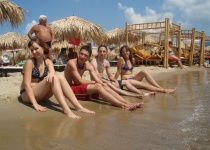 Bulharská riviéra u Černého moře