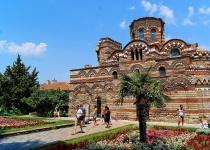Dovolená v Nesebaru - Bulharsko