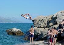 Jak prožít dovolenou v Chorvatsku den první