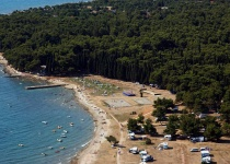 Kempování v Chorvatsku