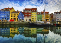 Kodaň – metropole Dánska