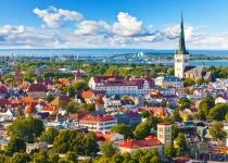 Tallinn – metropole Estonska