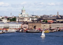 Helsinki - dcera Baltu