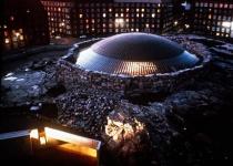 Navštivte Temppeliaukio ve finských Helsinkách