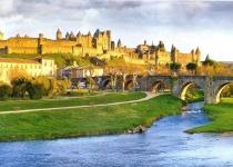 Historické Carcassonne