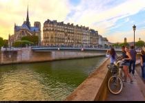 Jarní dovolená v Paříži