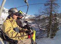 Lyžování ve francouzských Alpách: hlavní letoviska