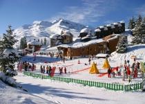 Nejlepší lyžařská letoviska ve Francii II.