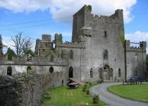 Leap - nejstrašidelnější hrad Irska