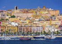 Hlavní atrakce sardinského Cagliari
