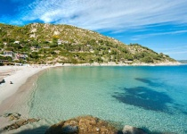 Italský ostrov Elba