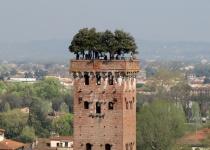 Kouzelné město Lucca