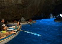 Vydejte se do Modré jeskyně na Capri
