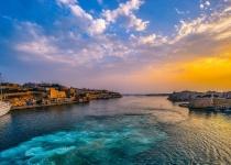 Valetta – metropole Malty