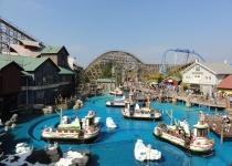 Europa Park - největší zábavní tematický park v Německu