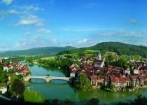 Hlavní atrakce Černého lesa v Německu