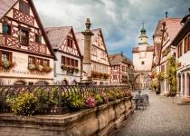 Poprvé v Německu