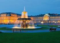 Stuttgart - město spojené s automobilovým průmyslem