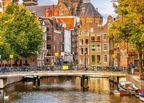 Jak strávit letní den v Amsterdamu