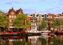 Romantická plavba po amsterdamských kanálech