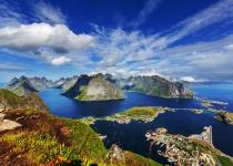 Lofoty – ostrovy na severu Norska